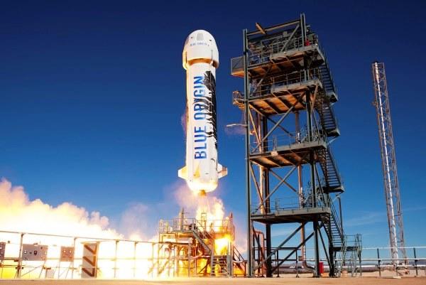 Blue Origin utilise l'impression 3D pour son moteur de fusée BE-4