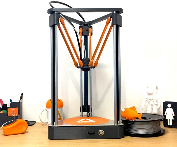 imprimante 3D neva de dagoma