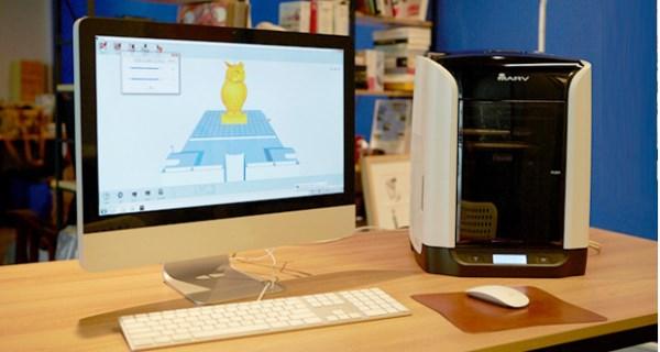 Canon lance son imprimante 3D « MARV » sur le marché chinois !