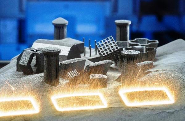 Fabrication additive : l'américain Ames se positionne comme un fournisseur majeur de poudres métalliques