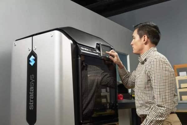 Nouvelles imprimantes 3D F123 Séries : Stratasys continue de miser sur le prototypage