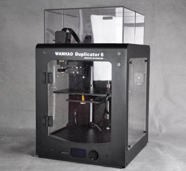 10 % de réduction sur l'imprimante 3D WANHAO DUPLICATOR 6 !