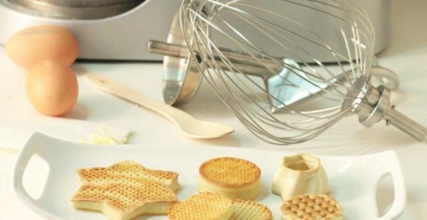 WASP dévoile un projet d'impression 3D alimentaire sans gluten !