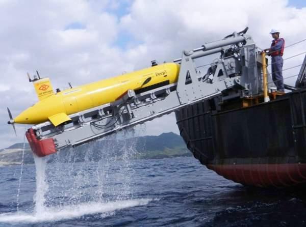 Sciaky produit une pièce métallique imprimée en 3D pour un sous-marin !