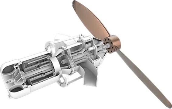 Farsoon teste avec succès un turboréacteur imprimé en 3D à 100 000 tours/min !
