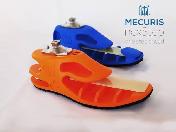 Mecuris annonce la première prothèse de pied imprimée en 3D certifiée CE
