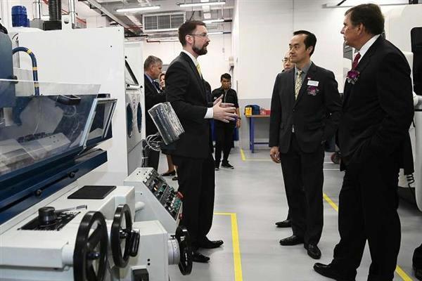 Emerson ouvre un nouveau centre d'impression 3D à Singapour