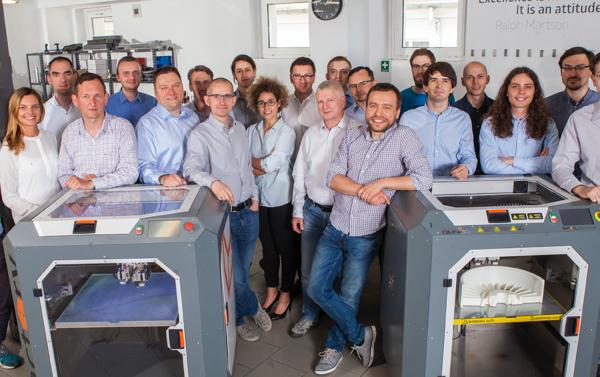 POLGAR KFT économise 370 000 € grâce à l'impression 3D !