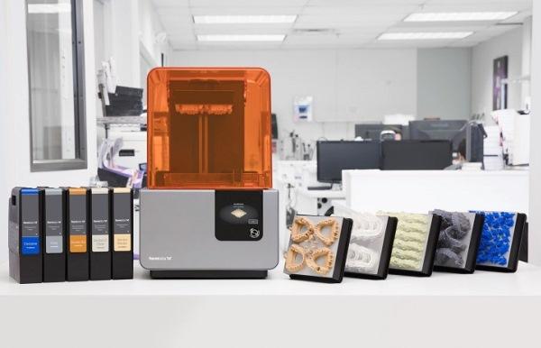 Formlabs présente deux nouvelles résines pour l'impression 3D dentaire