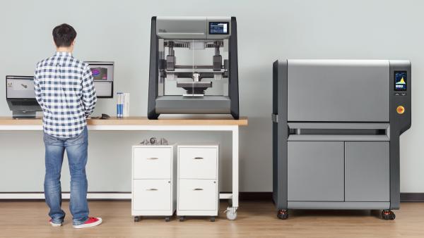 Desktop Metal dévoile un système d'impression 3D métal 100 fois plus rapide que l'existant