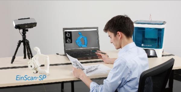 SHINING3D ouvre un siège européen en Allemagne
