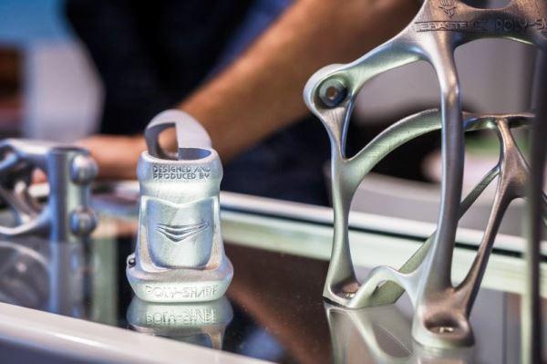 Le marché de l'impression 3D métal s'accélère avec + 80 % de machines vendues en 2017
