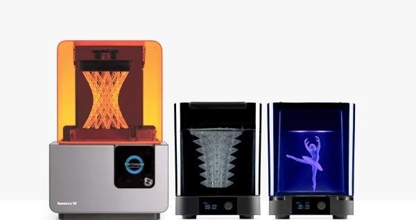 Formlabs lance un système autonome de nettoyage et de post-traitement !
