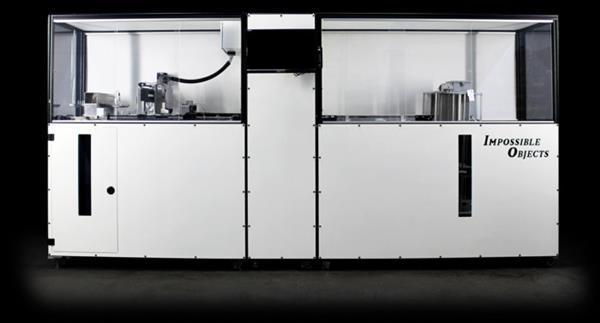 Impossible Object dévoile une technologie d'impression 3D inédite pour matériaux composites