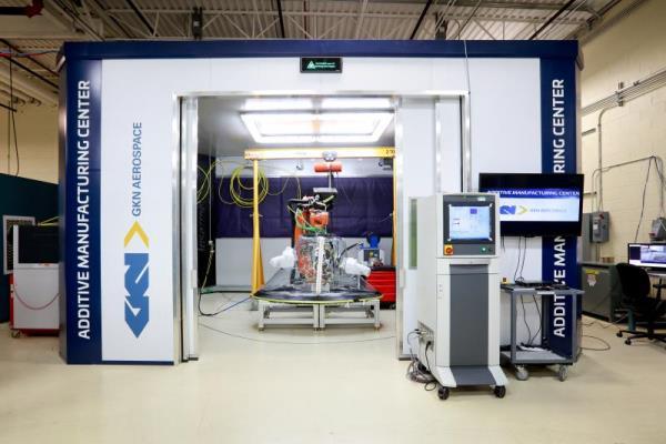 GKN Aerospace et ONRL s'associent pour développer un système de fabrication additive métallique grand format pour l'aéronautique
