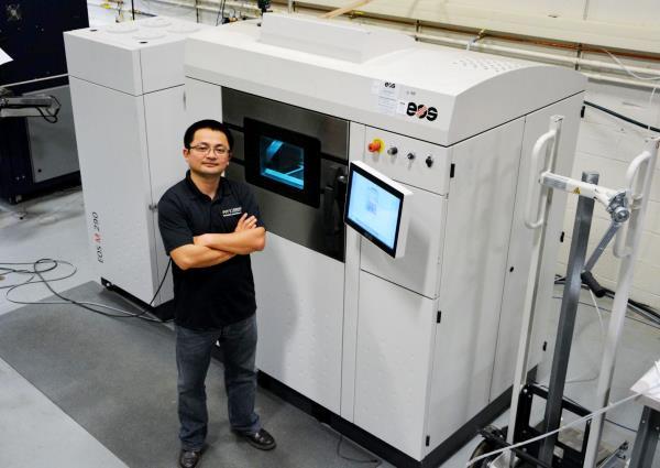 L'Université de Pittsburgh développe un nouveau matériau de fabrication additive pour la construction navale !