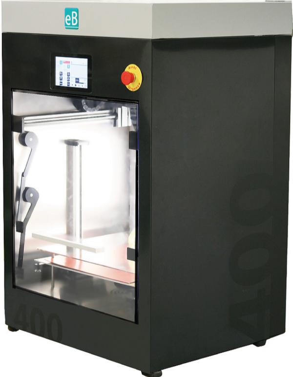 Le français All-Trends dévoile une technologie d'impression 3D à granulés !