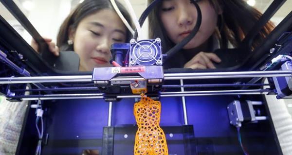 Grâce à General Electric 400 écoles vont recevoir gratuitement des imprimantes 3D !