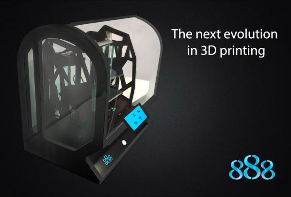imprimante 3d pcv