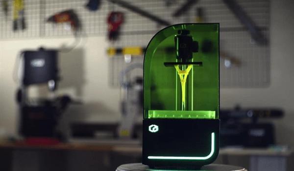Kudo3D : carton plein pour son imprimante 3D SLA low-cost sur Kickstarter !