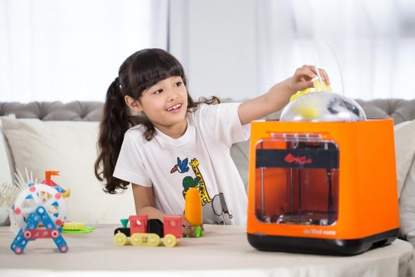 XYZprinting présentera sa nouvelle gamme dont une imprimante 3D couleur à l'IFA