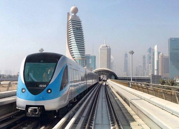 Siemens va produire des pièces imprimées en 3D pour le métro de Dubaï