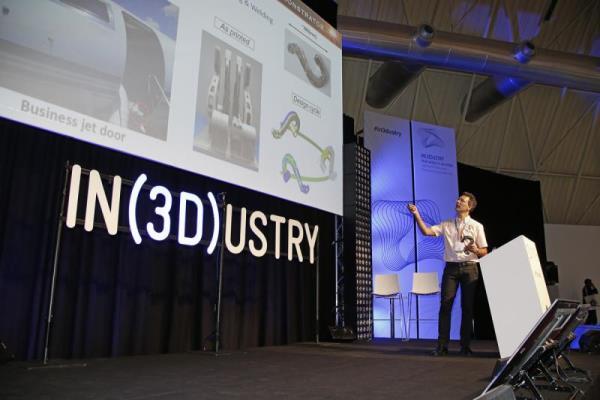 Rencontre avec In3Dustry, salon de la fabrication additive de retour à Barcelone