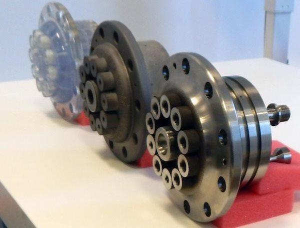 collecteur de pipeline réalisé par impression 3D