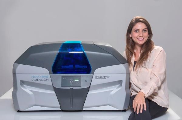 Nano Dimension : le leader de l'impression 3D électronique débarque en France