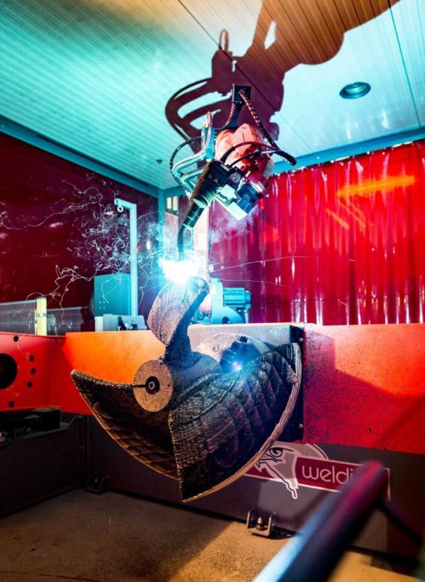 RAMLAB dévoile une nouvelle hélice imprimée en 3D pour remorqueur