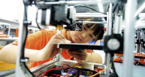 Asie-Pacifique : l'impression 3D bondit de 106 % en 2016 !