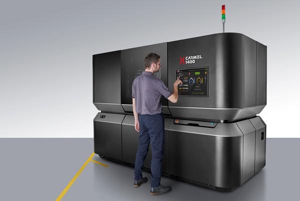 XJET revient avec une nouvelle gamme d'imprimantes 3D à jet d'encre métallique et céramique