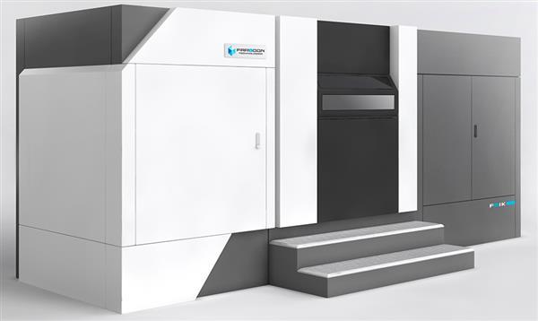 Farsoon revendique la plus grande imprimante 3D SLS du marché