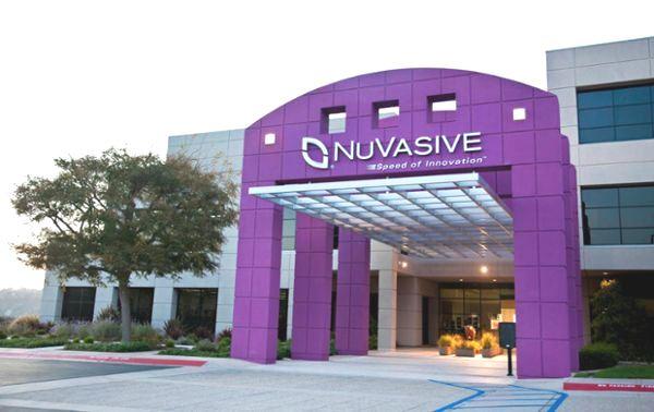 Nuvasive lance un nouvel implant en titane imprimé en 3D