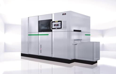 EOS présente un système de fabrication additive plastique pour la production en série