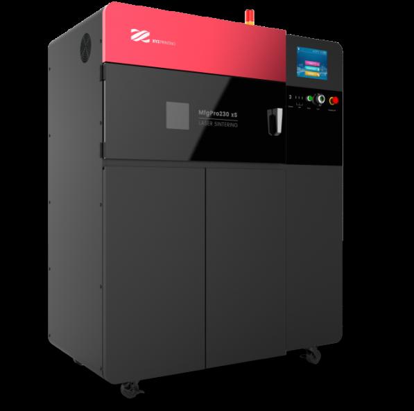 XYZprinting se lance dans l'impression 3D SLS