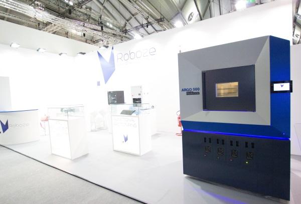ARGO 500 : une imprimante 3D professionnelle pour les polymères haute performance