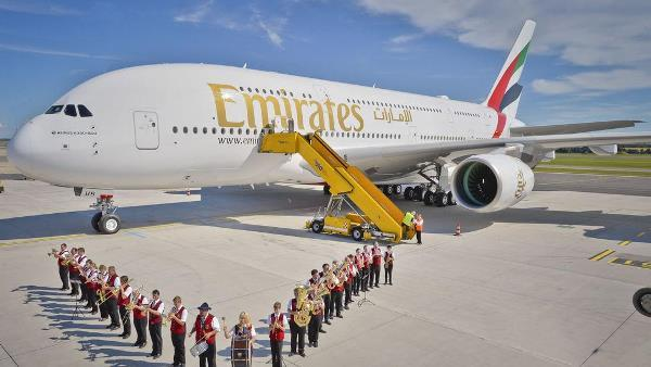 emirates impression 3d