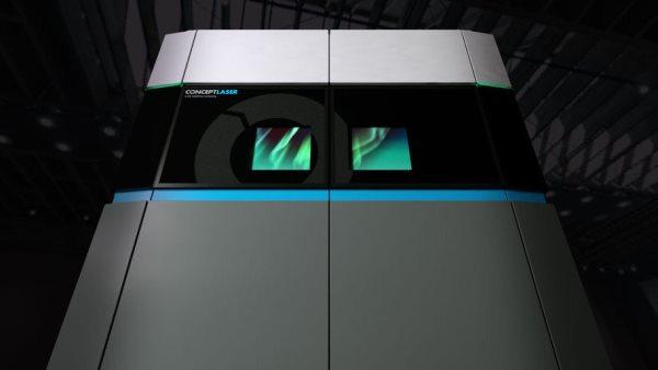 GE dévoile une imprimante 3D métallique XXL !