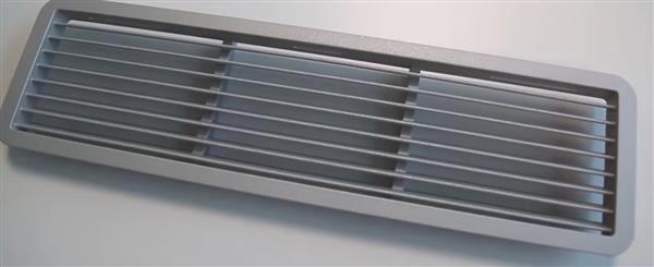 grille d'aération imprimée en 3d