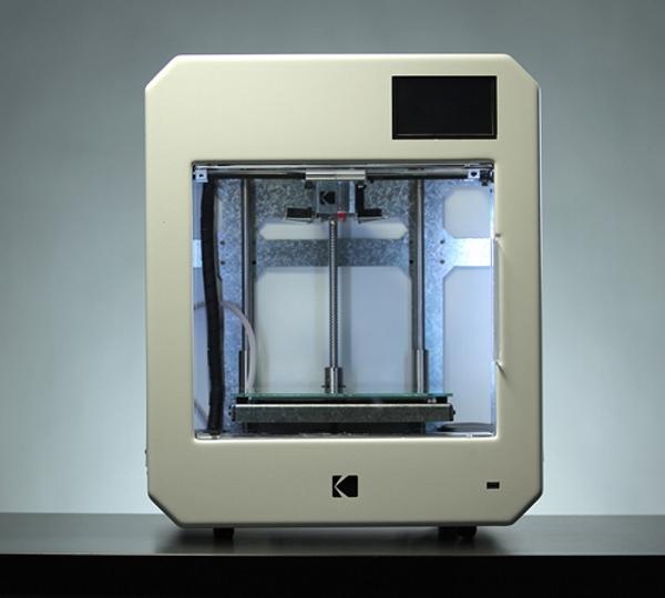 imprimante 3D portrait de Kodak