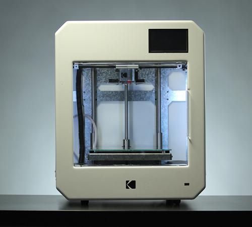 Kodak lance sa première imprimante 3D : la Portrait !