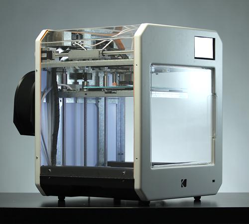 imprimante 3D Portrait