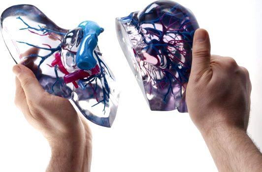 Philips s'associe à Stratasys et 3D Systems pour faire progresser l'impression 3D médicale