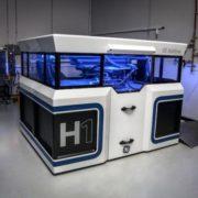 GE Additive dévoile une imprimante 3D grand format à jet de liant