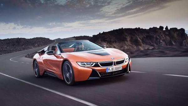 BMW utilise l'impression 3D pour sa i8 Roadster