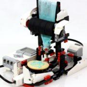 Une imprimante 3D en LEGO pour décorer vos cookies !