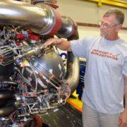 La NASA fabrique sa plus grande pièce de moteur imprimée en 3D