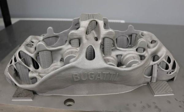 étrier Bugatti