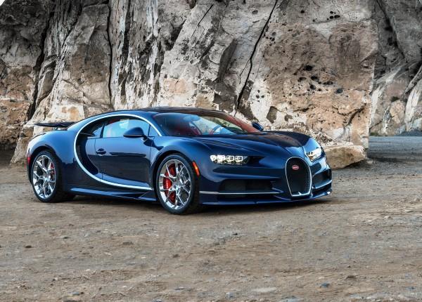 voiture supercar Bugatti Chiron